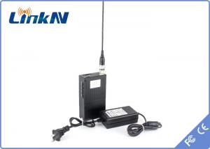 China Police Force COFDM Transmitter , Wireless Video Transmission For Covert Tracking on sale