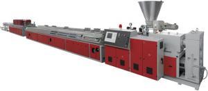 China UPVC pipe making machine on sale