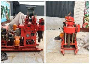 China 150m Soil Investigation Equipment / Portable Soil Testing Equipment  For SPT Testing on sale