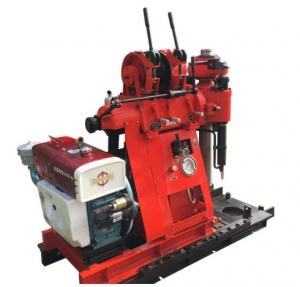 China Bore Hole Rock Core Small Water Well Drilling Machine For Different Field Drilling on sale