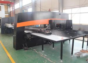 China Multi Head CNC Aluminum Punch Press , Industrial Punching Machine For Sheet Metal on sale