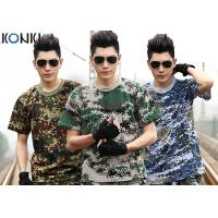 Anti - Fray Military Dress Uniforms Hunting Camouflage Clothing For Army