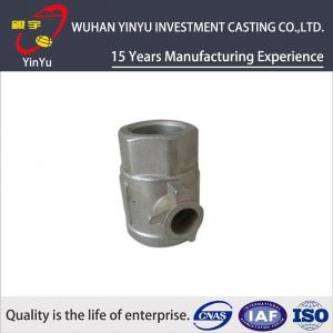 China Minerals & Metallurgy 301 Stainless Steel Investment Casting Lost Wax Process on sale