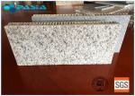 Marble Aluminium Honeycomb Sandwich Panel Elevator Composite Floor 800mm * 800mm
