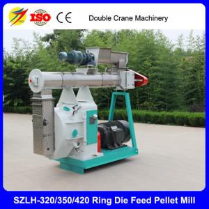 China Floating fish feed pellet making machine, fish feed machine price in bangladesh on sale
