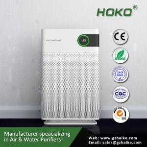 China CE approval home HEPA ionic air purifier remove bedroom odor air cleaners on sale