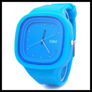 China Your first love--silicone Jelly watch,Cheap and pretty silicone Jelly watch on sale