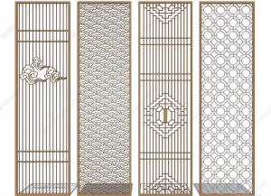 China China Newest Designs Stainless Steel Metal Screens Partitions From Foshan China wholesale