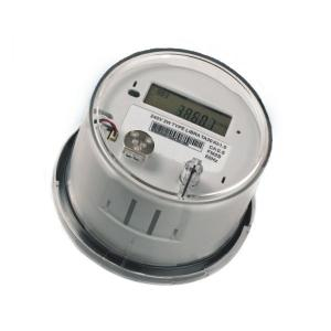 China Professional Smart Single Phase Electric Meter Active Energy Measuring ANSI Standard on sale