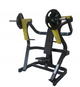 China Heavy Duty Plate Loaded Hammer Strength Chest Press Machine Commercial Gym Use on sale