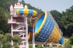 China Best Quality Amusement Fiberglass Water Slide of Aqua Adventure Water Park wholesale