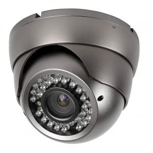 China Sony CCD Dome Camera Built in 3-Axis Bracket on sale