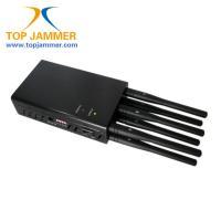 Global Used 8 Bands Handheld Jammer Block GSM 3G 4G LTE Lojack Wifi GPS UHF VHF RF Signal