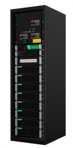 Quality 3 In 3 Out MODULAR UPS 25 - 400 KW Higher Sustainability Energy Saving for sale