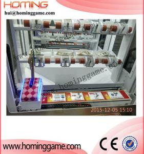 China Most popular Coin Operated Prize Vending Golden Key Master Game Machine/Toy Vending Machine(hui@hominggame.com) on sale