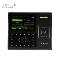 China TCP / IP Linux System 3G GPRS Biometric Face Time Attendance With Card Reader on sale