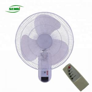 China 18 Inch AC Electric Oscillating Wall Fan With Remote Control For Kitchen on sale