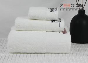 China Hotel Textile Small Hotel Face Towels Set , Microfiber Face Towel ZE-FT-08 on sale