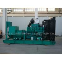 China 640KW / 800KVA Open Diesel Engine Generator Set With Compact Cummins KTA38-G2B Diesel Engine on sale