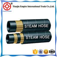 Durable Cover Protected Teflon steam hose  40 meter roll black or customized