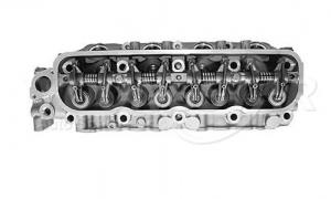 China Vehicle Complete Cylinder Head Diesel Cylinder Head For Toyota 4Y 491Q 11101-73020 on sale