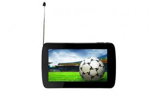 China 7.0 TN Panel Tablet Portable ATSC TV Dual Core GMS with HD ATSC Tuner on sale