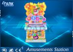 China Lovely Fruit Design Coin Operated Amusement Game Machines Happy Knock With 32 Inch wholesale