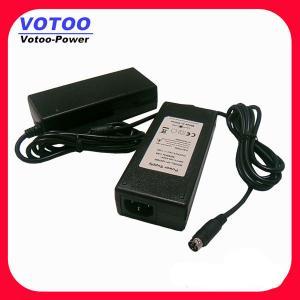 China adaptateur de changement mince en plastique de la puissance 12V de 7A IP20 pour l'ordinateur portable, adaptateurs de puissance de carnet on sale