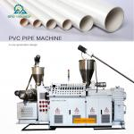 HSJZ-65/132 PVC Pipe Making Machine| Drain Pipe Making Machine