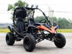 China Dual Shock Air Cooled 2 Seater Off Road Go Kart With Belt Drive + Chain Drive wholesale