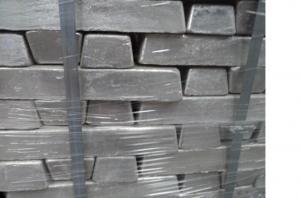 China High purity magnesium ingot 99.99% on sale