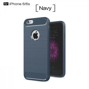 China Navy / Black Iphone Protective Cover ,  UV Printed Custom Iphone Cases on sale