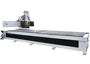 China Steel Pipe Welding 1325 CNC Router Machine With Geometry Frame Structure on sale