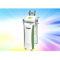 China Sculpture Fat Freeze Weight Loss Cryolipolysis Slimming Machine 2mhz RF For Home on sale