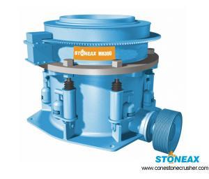 China hydraulic cone crusher Hp Cone Crusher hydraulic rock crusher Opening Easy Maintenance on sale
