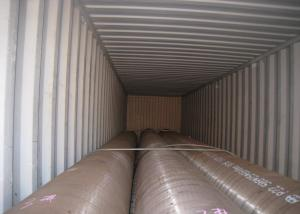 China Large OD 42'' Hot Rolled Seamless Tube Heavy Wall Thickness Alloy / Carbon Steel on sale