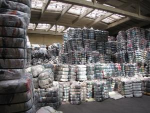 China Winter / Summer Used Clothing In Bales Second Hand Clothes Wholesale for Male / Female on sale