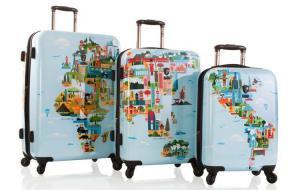 China el bolso del equipaje/el viaje del equipaje empaqueta/la carretilla de /luggage del equipaje/la carretilla del equipaje/el equipaje del presidente on sale