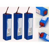 Long Life Lithium Ion Robot Battery Pack For Robot Vacuum Cleaner , 14.4V 5200mAh