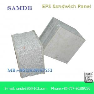China Fire rating of 4 hour lightWeight Concrete Board sandwich wall panel professional supplier on sale