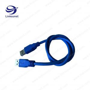 Phenomenal Blue Usb 2 0 A Plug Soldering Injector Wiring Harness Customized Wiring Digital Resources Jonipongeslowmaporg