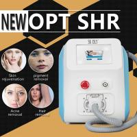 China Air Cooling Ipl Laser Removal Machine Home Use Hair Removal on sale
