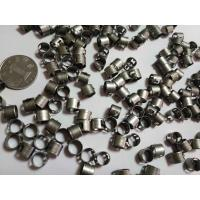 Micro metal stamping parts , deep drawing parts in stainless steel sheet material