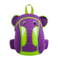 Ultralight Kids Toddler Backpack Zoo Animal Elephant Shape 10-20L Capacity