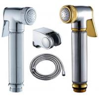 ABS Bathroom Bidet Spray , Hand Held Sprayer For Tolit With Stainless Steel