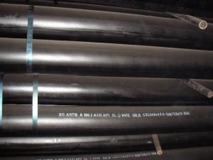 China Thin Wall Carbon Steel High Pressure Steel Pipe Seamless , Cold Drawn Water And Fuel Pipe on sale