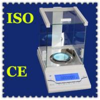 China LY-A 0.01mg high accuracy laboratory analytical scales Electronic weighing Balance on sale