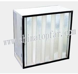 China Compact air filter,HEPA air filter on sale