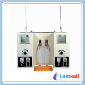 China LS-6536A Distillation Tester for Petroleum Products ASTM D86 on sale