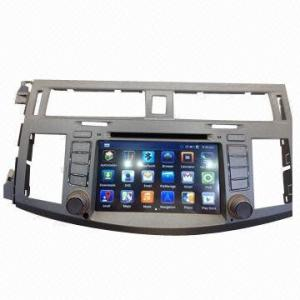 China 2 Din Toyota Car DVD Player 7 Inch DC 12V With Android System / USB Port on sale